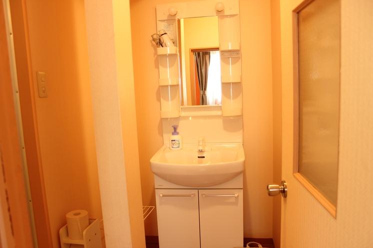 【定員8名部屋(102)】洗面台