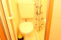 【定員3名部屋(203)】トイレ