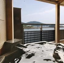 ■スイート客室(露天風呂)■