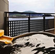 ■スタンダード客室(露天風呂)■
