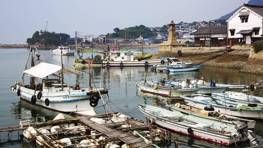"""◆鞆の浦散策◆日本初の""""国立公園""""に指定された""""歴史""""に根付いた町並み。"""