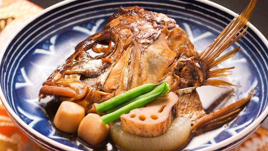 【鯛の荒煮】