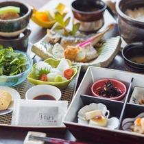 【ご朝食-和食】