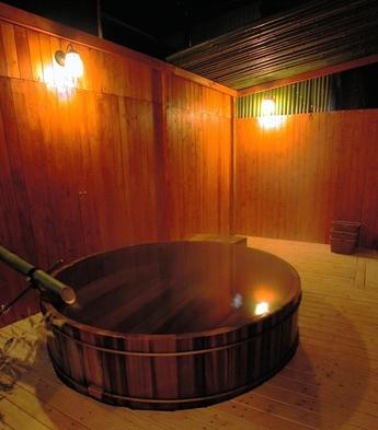 上州牛ステーキプラン(200g熱々ステーキをお部屋までお届け!!)ボリュームたっぷり・・・!!