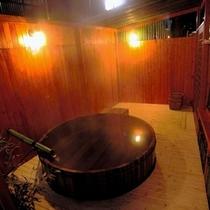 夢歩の湯・貸切露天風呂