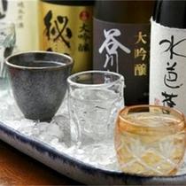 【別注料理】大吟醸利き酒