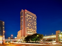シェラトングランドホテル広島外観