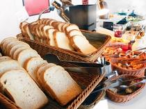 「ブリッジ」朝食ブッフェ