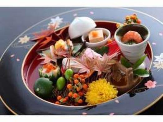 【秋冬旅セール】朝獲れ海鮮や和牛ステーキを味わう懐石プラン