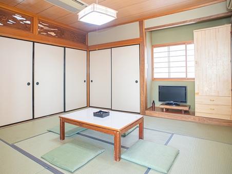和室四人部屋(バス・トイレ無し)