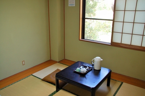和室シングル【6畳(1〜2名様)】