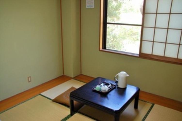 和室シングル 6畳