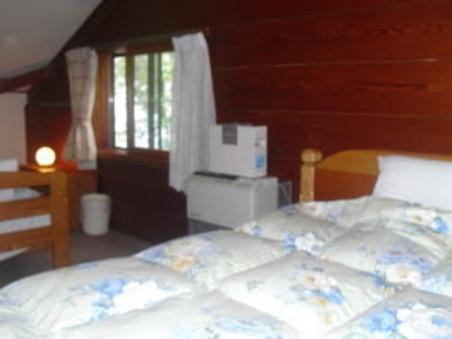 ダブルベッド&シングル2のゆったりしたお部屋