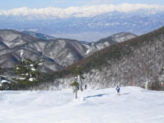 【6名以上 連泊】 スキー&スノボー1泊2食8000(中学生以下リフト代0)
