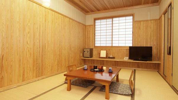 1階 和室12畳 【トイレ・エアコン完備】
