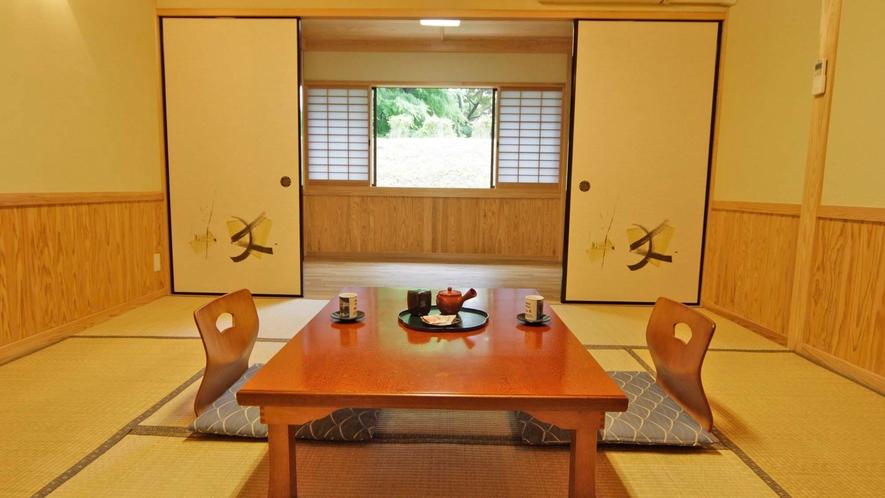 鷹の間【和室8畳】ウォシュレットトイレ付/エアコン完備 リーズナブルにお泊り頂けます。