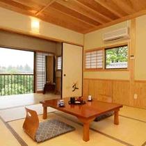 【和室 8~12畳】ウォシュレットトイレ付/エアコン完備