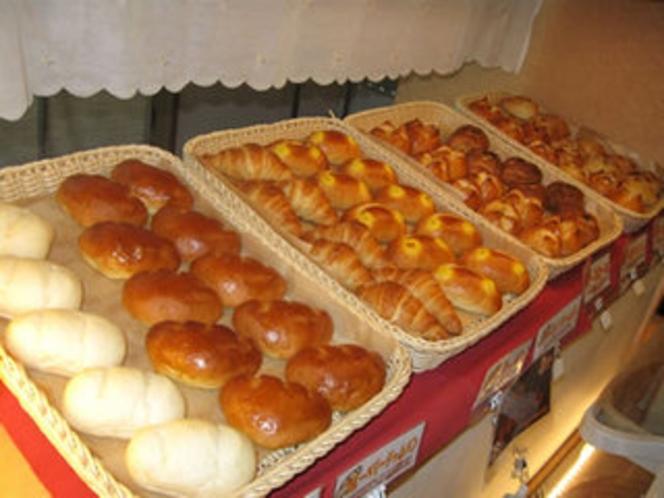 パンの種類が増えました!