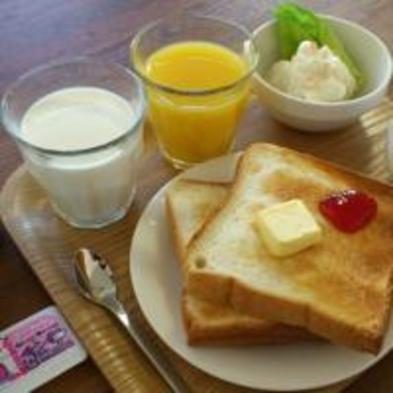スタンダードプラン 無料朝食付!