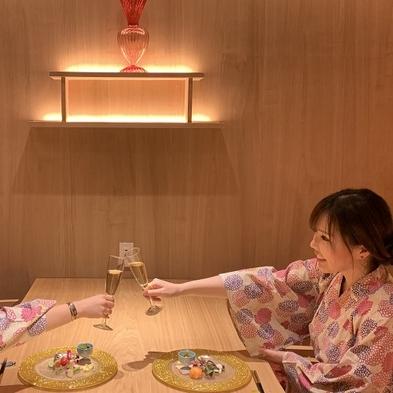 Ⅹ'masオーシャンビュー「白鷺亭」☆夕朝食はデザイナーズルームでメリークリスマス♪個室ダイニング彩