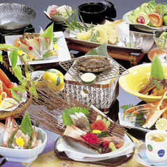 手軽に温泉☆ゆったり温泉&夕食【おく能登コース】