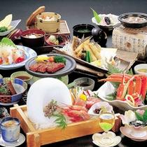 料理自慢コースお料理の一例
