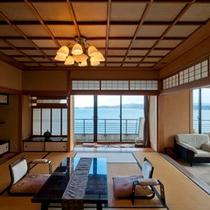 「汐見亭」特別室