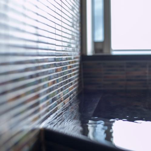 半露天風呂付和洋室 客室露天イメージ