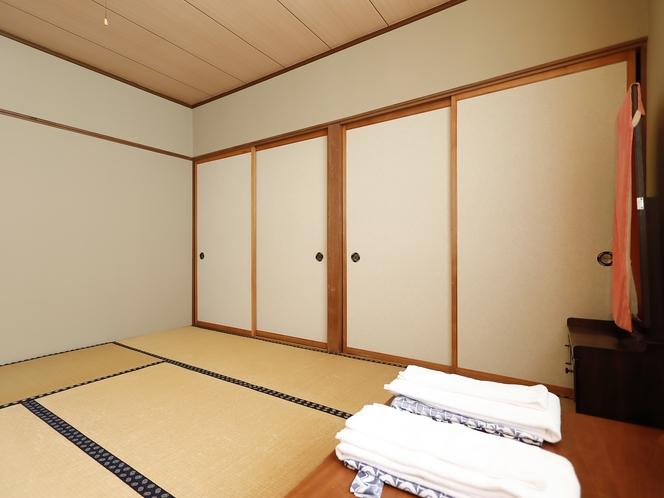 和室二人部屋(バストイレなし)