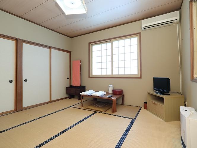 和室二人部屋(バス・トイレなし)