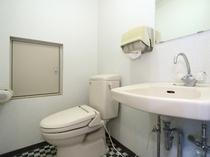 ツインルーム(バスなし) トイレ