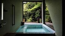 【山百合】客室専用露天風呂