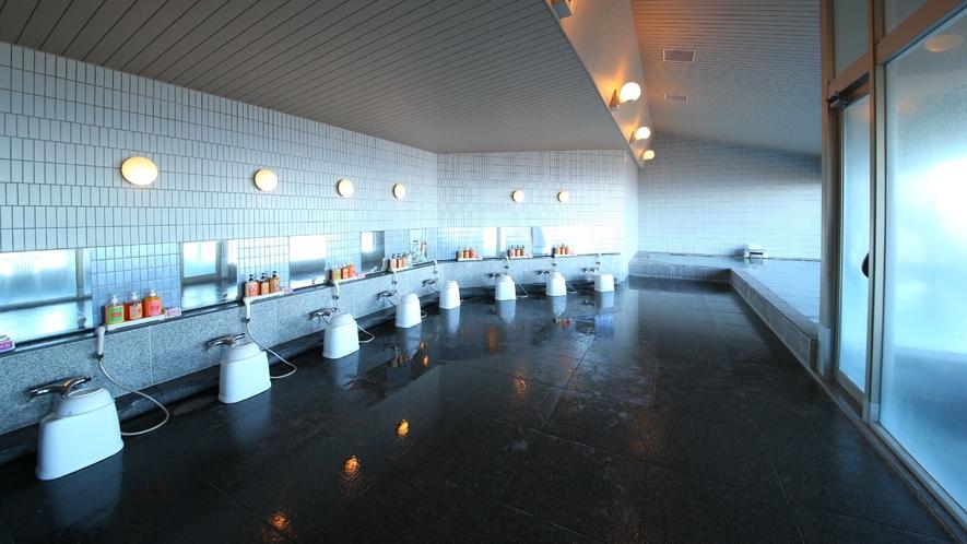 ☆【大浴場】上階にある大浴場からは富士山を望むことができます。夜景を見渡しながらの絶景も!