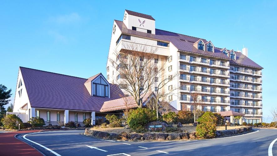 ☆【外観】ホテル/360度の眺望と1000万㎡という日本屈指の規模を誇る、くつろぎのリゾートホテル