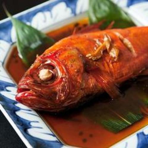 大人気の金目鯛姿煮