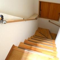 【洋室別館】客室は2階にございます。