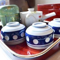 【客室設備・アメニティ】お茶セット