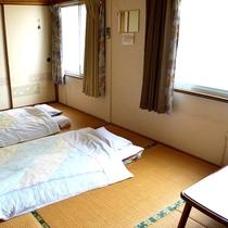 【客室】和室一例(7.5畳)