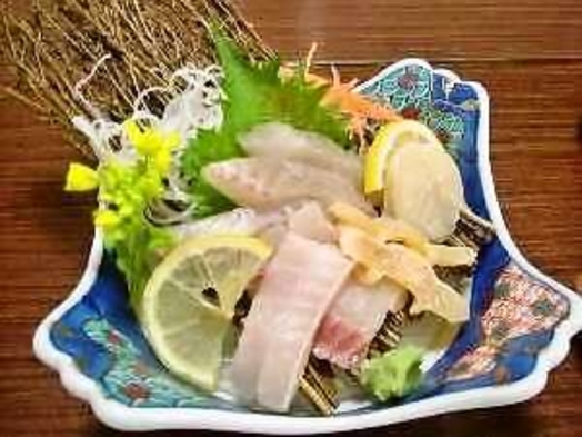 【現金特価】◎主人おすすめ!海鮮1泊2食付きプラン