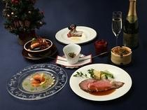 フランス料理と日本料理の両方が堪能できる『和洋折衷コース』