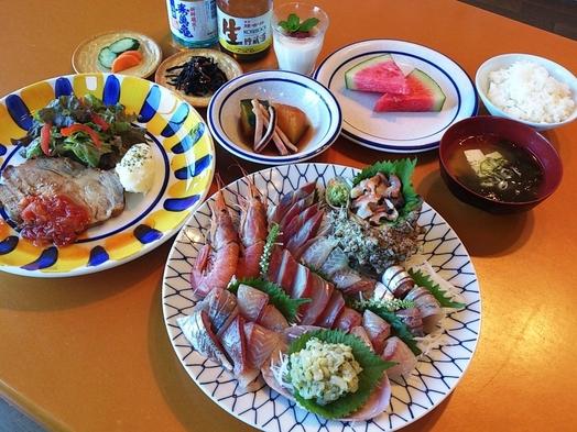 【2食付】【貸切風呂】房総館山の秋♪プチ旅行!夕食はお刺身盛り合わせ・ツイン洋室