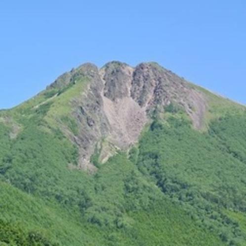 【白根山】