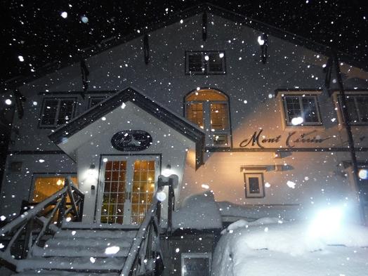 【クリスマス】新雪の妙高 ホワイトクリスマスプラン