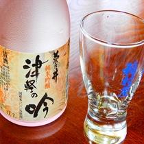 *【津軽の吟】県産米「華想い」を100%使用。やや辛口のフルーティーで口当たりの良いお酒です。
