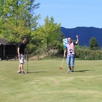 グラウンドゴルフ場◆