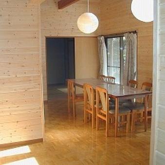 1戸建貸別荘和室6畳4.5畳2部屋(F棟)