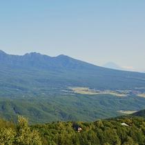 ■眺望が素晴らしい「車山高原」