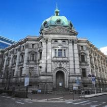 当館隣接の「神奈川県立歴史博物館」は2018年4月28日(土)2年ぶりに再開館!
