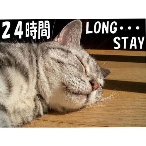 24時間のんびりSTAYプラン