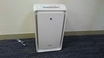 空気清浄器 全室設置しております。